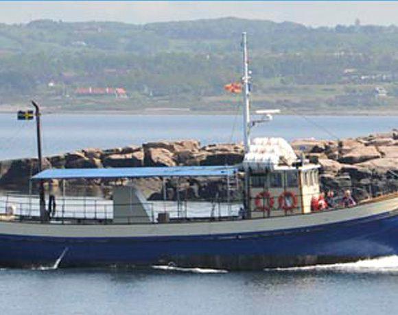 Båtarna till ön